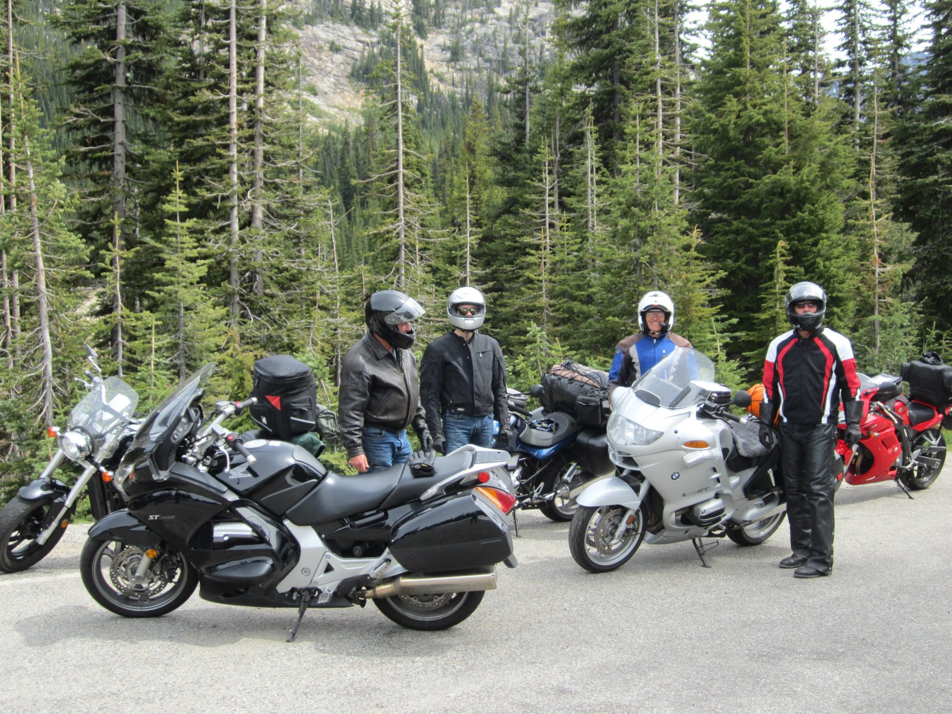 Washington Pass 2015