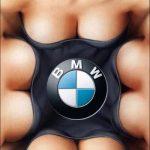 bmw tits