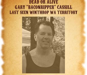 """Gary """"BaconRipper"""" Cassill"""