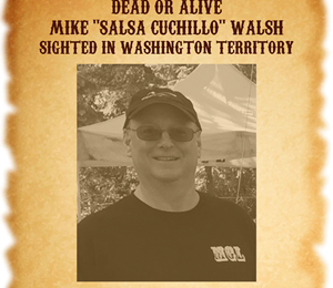 "Mike ""Salsa Cuchillo"" Walsh"