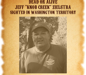 "Jeff ""Knob Creek"" Zielstra"