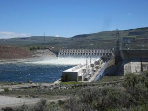 Dam Near Winthrop